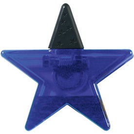 Star Shape Clip for Your Church