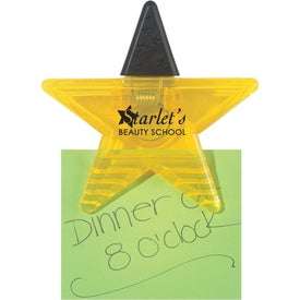 Customized Star Shape Clip