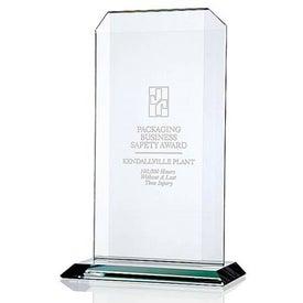 "Starfire Echo Award (6"" x 9.5"" x 3"")"