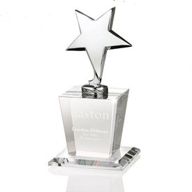 Stella Cristalo Star on Crystal Award