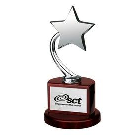 Stella III Shooting Star on Wood Award