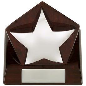 Stella IV Star on Pentagon Base Award for Marketing