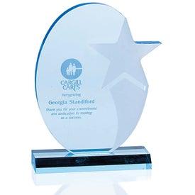 Monogrammed Stellar Award