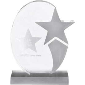 Stellar Award Branded with Your Logo