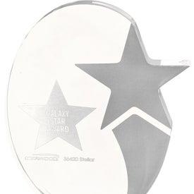 Stellar Award Imprinted with Your Logo