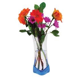 Logo Stemz Flexi Flower Vase