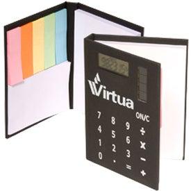 Customized Sticky Book Calculator