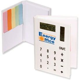 Branded Sticky Book Calculator