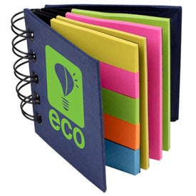 Sticky Flags Flip Book for Marketing