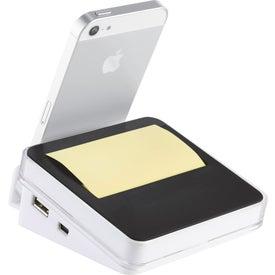 Promotional Stickz USB Hub and Phone Holder