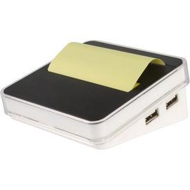 Company Stickz USB Hub and Phone Holder