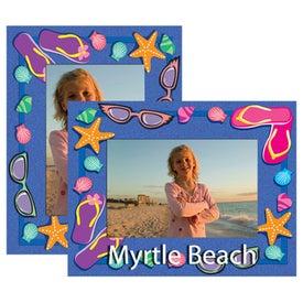 Summer Paper Easel Frame