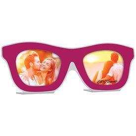 Printed Sunglasses Photo Frame