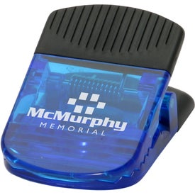 Monogrammed Super Grip Clip