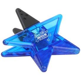 Super Star Power Clip Giveaways