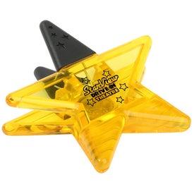 Custom Super Star Power Clip