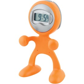 Sweda Man Clock for Your Company