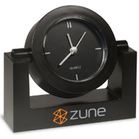 Swivel Clocks for Customization