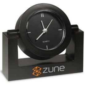 Swivel Clocks for Customization