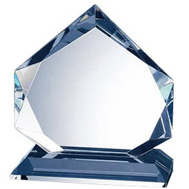 Tabletop Plaque Awards (Prestige Diamond - Large)