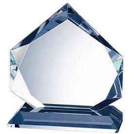 Tabletop Plaque Awards (Prestige Diamond - Medium)