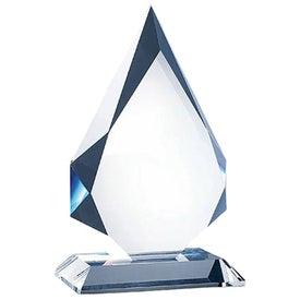 Tabletop Plaque Awards (Prestige Flame - Large)