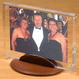 Taconic Acrylic Photo Frame Printed with Your Logo