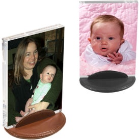 Branded Taconic Acrylic Photo Frame
