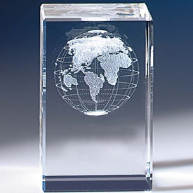 Tall Cube Award for Your Company