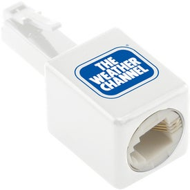 Branded Telephone Cord Detangler