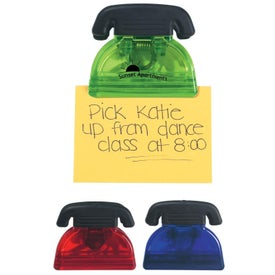 Telephone Shape Clip for your School