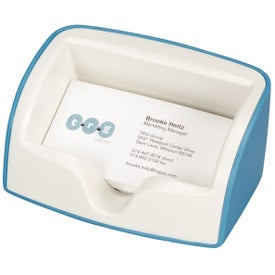 Tempo Business Card Holder Printed with Your Logo