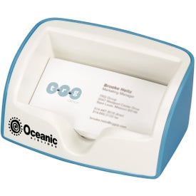 Tempo Business Card Holder with Your Logo