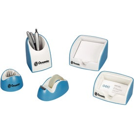 Promotional Tempo Business Card Holder