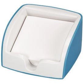 Monogrammed Tempo Post It Note Holder
