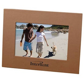 "Terra Recycled Photo Frame (4"" x 6"")"