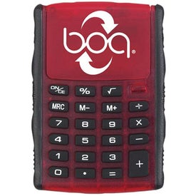 The Big Rise Calculator Imprinted with Your Logo
