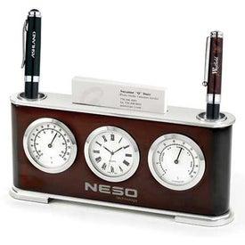 Customized The Executive Clock