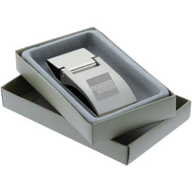 The Fermasoldi Money Clip for Your Organization