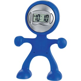 The Flex Man Digital Clock Giveaways