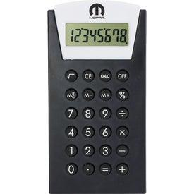 Monogrammed The Goga Calculator