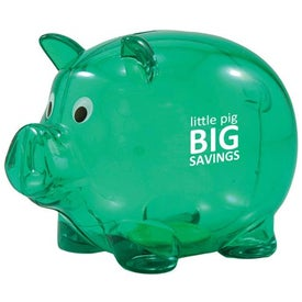 Plastic Piggy for Your Church