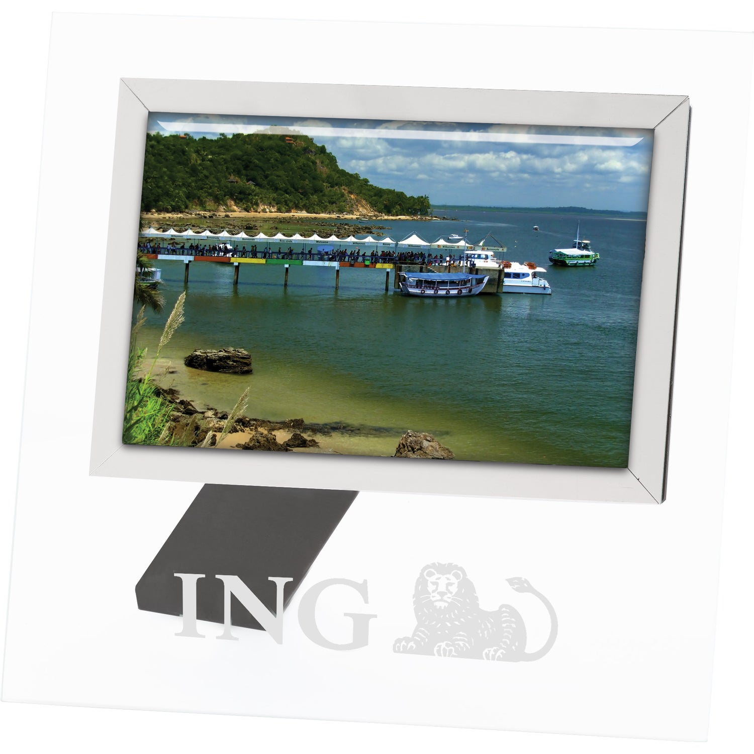 Promotional the sessia picture frames with custom logo for 421 ea jeuxipadfo Gallery