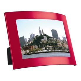 Logo The Curve Photo Frame