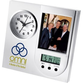 Promotional The Excelsior Photo Clock