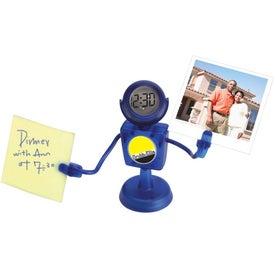 The MEMOMAN - Document Holder Clock Giveaways