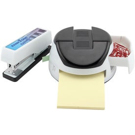 Imprinted The Ultimodesk II Rotating Office Assistant