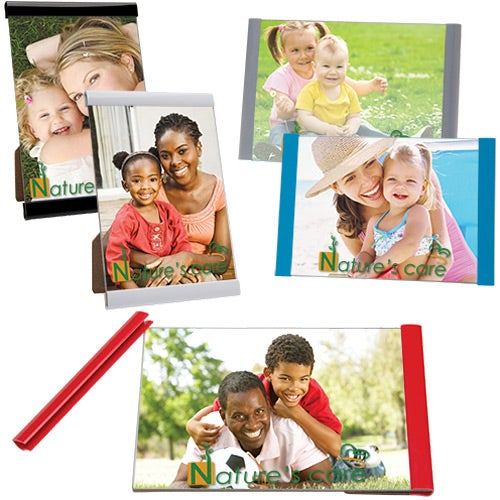Three Piece Clip Frame