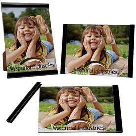 Branded Three Piece Clip Frame