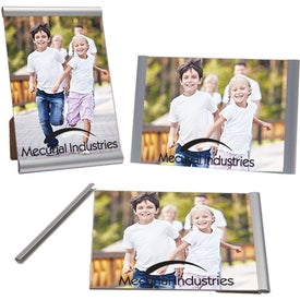 Three Piece Clip Frame for Marketing